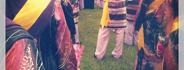 Sekolah Kebangsaan Telaga is one of @Hulu Terengganu.