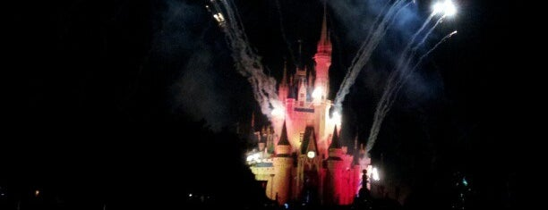 Happy HalloWishes is one of Walt Disney World.