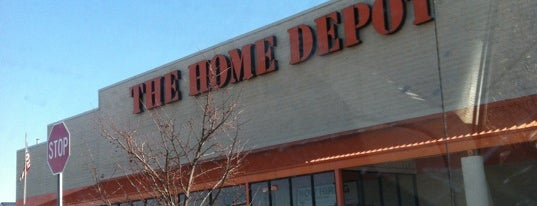 The Home Depot is one of Halloween.