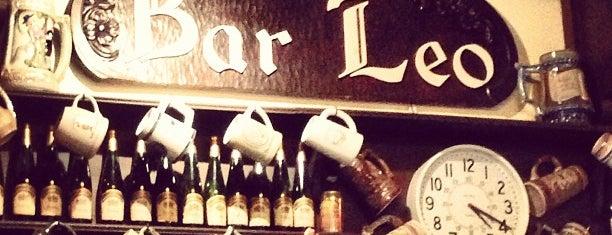 Bar Léo is one of Henri's TOP Bars!.