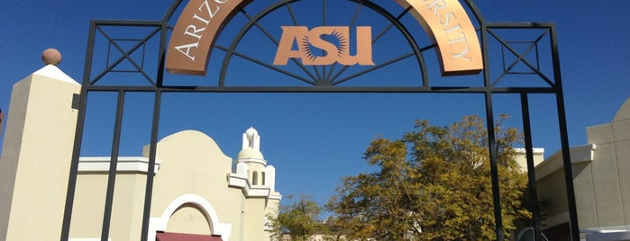 ASU Mercado is one of Landmarks of Interest for J-Students.