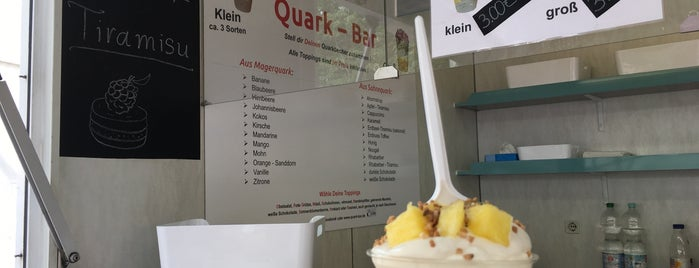 Quark-Bar is one of Sweets In Berlin.