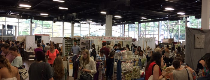 Renegade Craft Fair is one of BK.