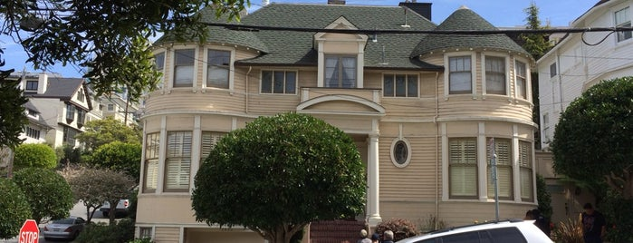 Mrs. Doubtfire House is one of Top Things In San Francisco For Visitors.