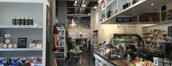Cone & Steiner is one of The 15 Best Gourmet Shops in Seattle.