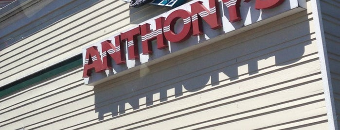 Anthony's Homeport is one of 20 favorite restaurants.