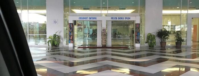 Institut Pendidikan Guru Kampus Bahasa Melayu is one of Learning Centers,MY #5.