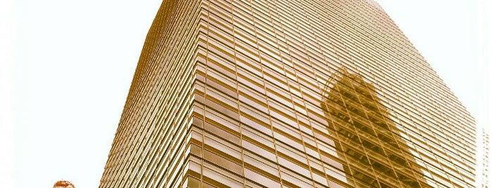 ランド・アクシス・タワー is one of 高層ビル@首都圏.