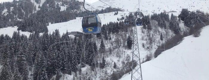 Möseralmbahn is one of Ski.
