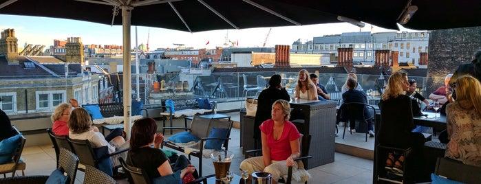 Soho Sky Terrace is one of Bar.