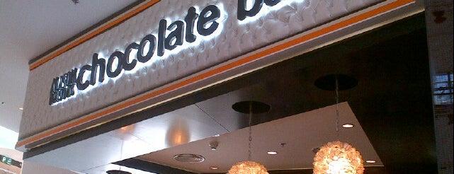 Chocolate Bar is one of Dubai Food.