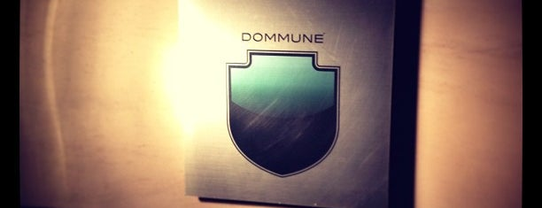 DOMMUNE is one of Clubs & Music Spots venues in Tokyo, Japan.
