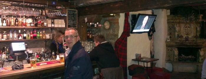 The Highlander Scottish Pub is one of The Barman's bars in Tallinn.