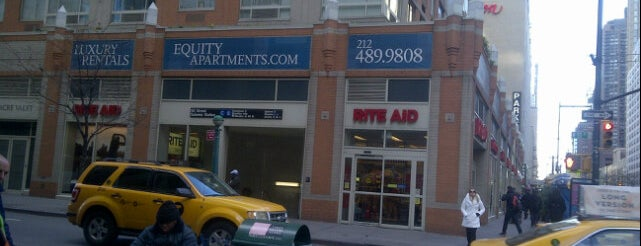 Rite Aid is one of NY.