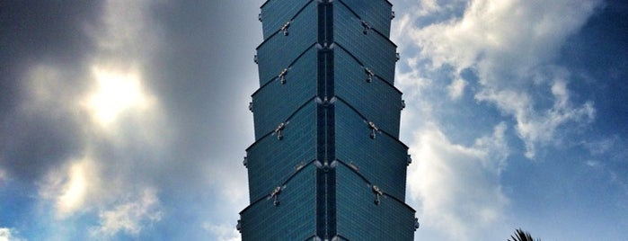 Taipei 101 is one of Taiwan.