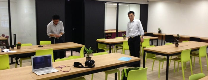Wynd Co-working Space is one of Cowork Spaces in HK.