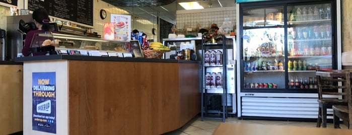 The Daily Bagel is one of Best Sandwiches in San Diego.