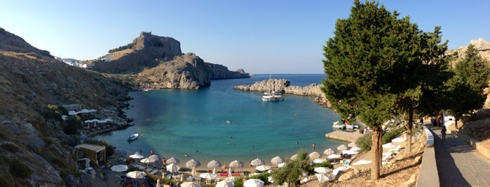 Lindos Beach is one of Part 3 - Attractions in Europe.