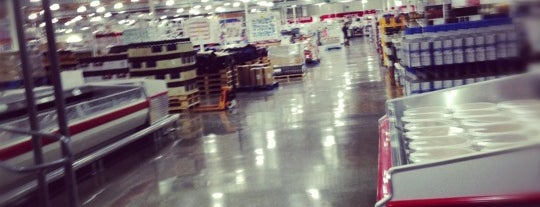 Costco Wholesale is one of Establishments to Frequent.