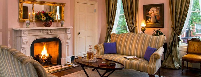 Rachael's Dowry Bed and Breakfast is one of 50 Years of Baltimore Preservation Award Winners.