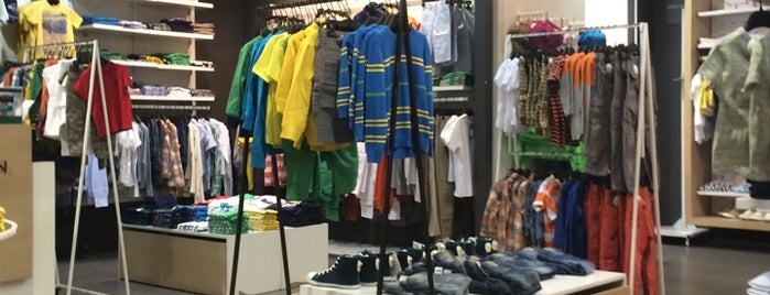 United Colors of Benetton is one of All-time favorites in Kazakhstan.