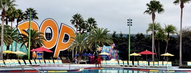 Hippy Dippy Pool is one of Disney World!.