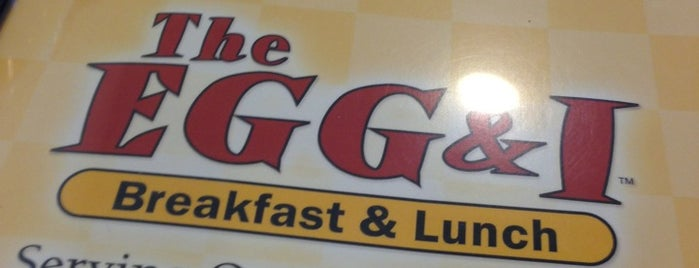 The Egg & I Restaurants is one of West Texas: Midland to El Paso.
