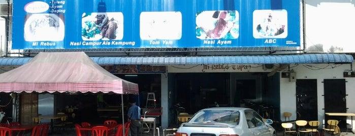 Mee Rebus Tapah is one of Makan @ Utara #12.