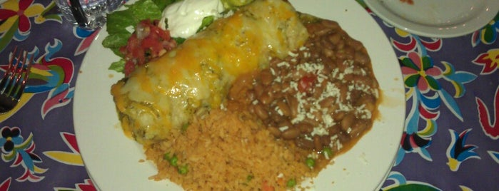 El Charro Cafe is one of TUC Latin Faves in The Old Pueblo.