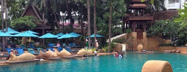 AVANI Pattaya Resort & Spa is one of Hotel.