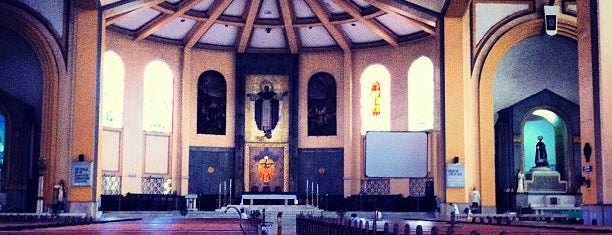 National Shrine of Our Lady of the Holy Rosary of La Naval de Manila (Sto. Domingo Church) is one of Mabuhay ♥.