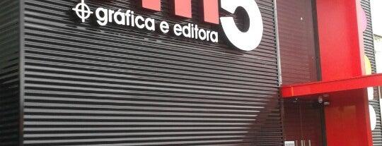 Em5 Gráfica e Editora is one of Utilidade Pública.