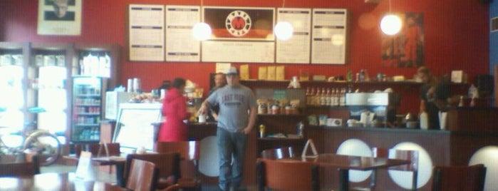 Mars Cafe is one of #ThirdWaveWichteln Coffee Places.