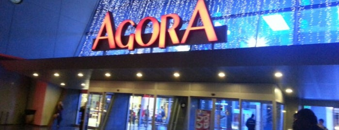 Agora is one of ALIŞVERİŞ MERKEZLERİ / Shopping Center.