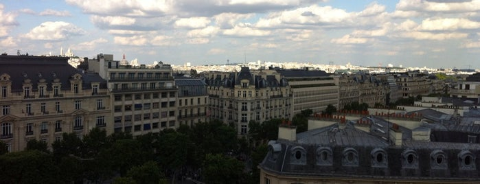 Espace Culturel Louis Vuitton is one of Paris.