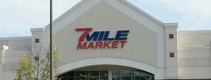 Seven Mile Market is one of Random.