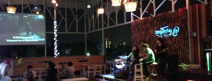 Lom Choy @ The Roof Restaurant is one of Chill@Night.
