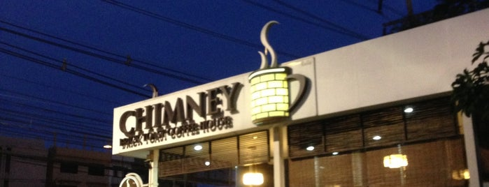 Chimney Coffee House is one of Cuisine.