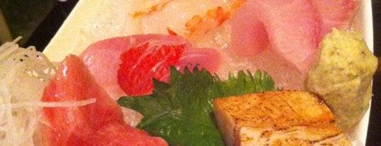 牛壽司 is one of Restaurant.