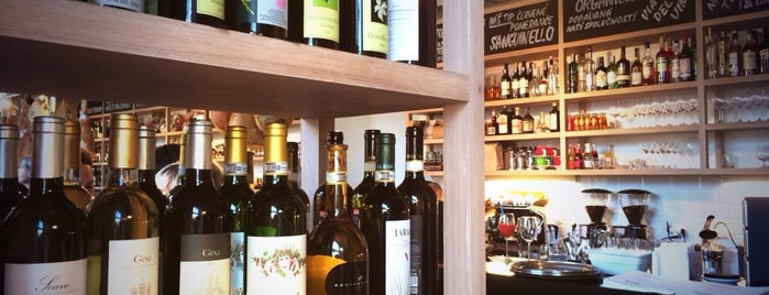 La Bottega Gastronomica is one of Coffee & work places.
