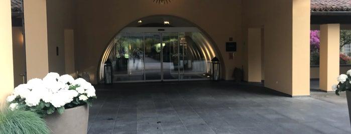 Castello Del Sole Hotel Ascona is one of Ticino.