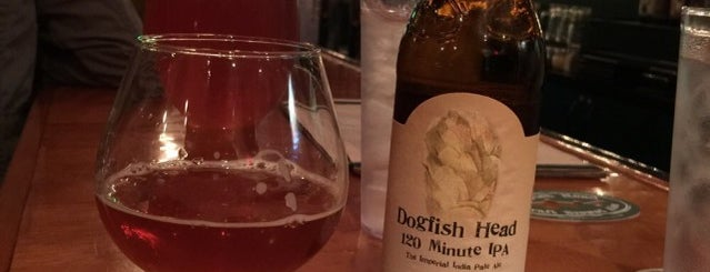 Dogfish Head Brewings & Eats is one of Best Beer Spots.