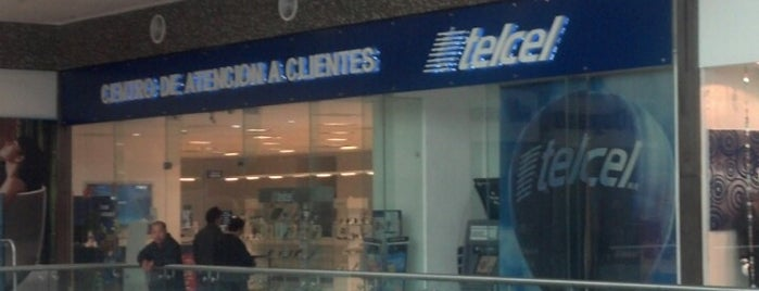 CAC Telcel is one of Lugares Lindavista.