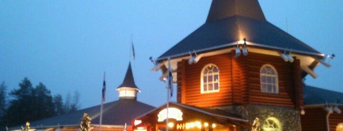 Santa Claus Village is one of Northland.