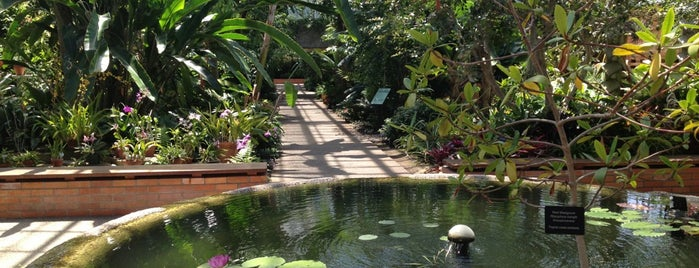 Matthaei Botanical Gardens is one of Why haven't I been here yet?.