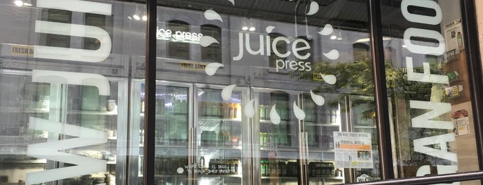 juice press is one of Favorite Tips IV.