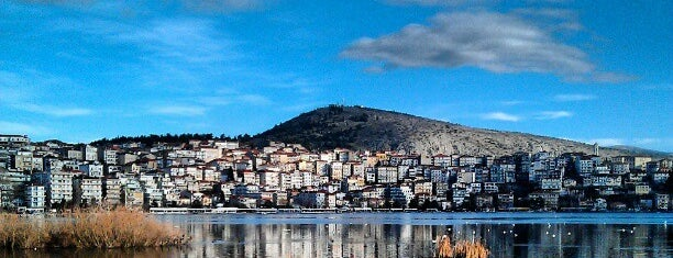 Lake Orestiada (Kastoria) is one of Try.