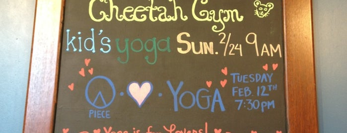 lululemon athletica is one of Great Spots.