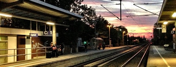 Bahnhof Lippstadt is one of Bahnhöfe Deutschland.