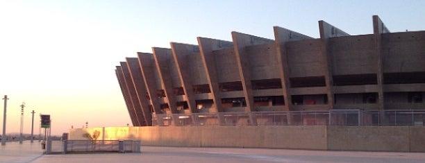 Estádio Governador Magalhães Pinto (Mineirão) is one of Ir em BH.
